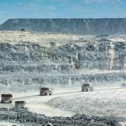 Opérations minières à la mine Canadian Malartic